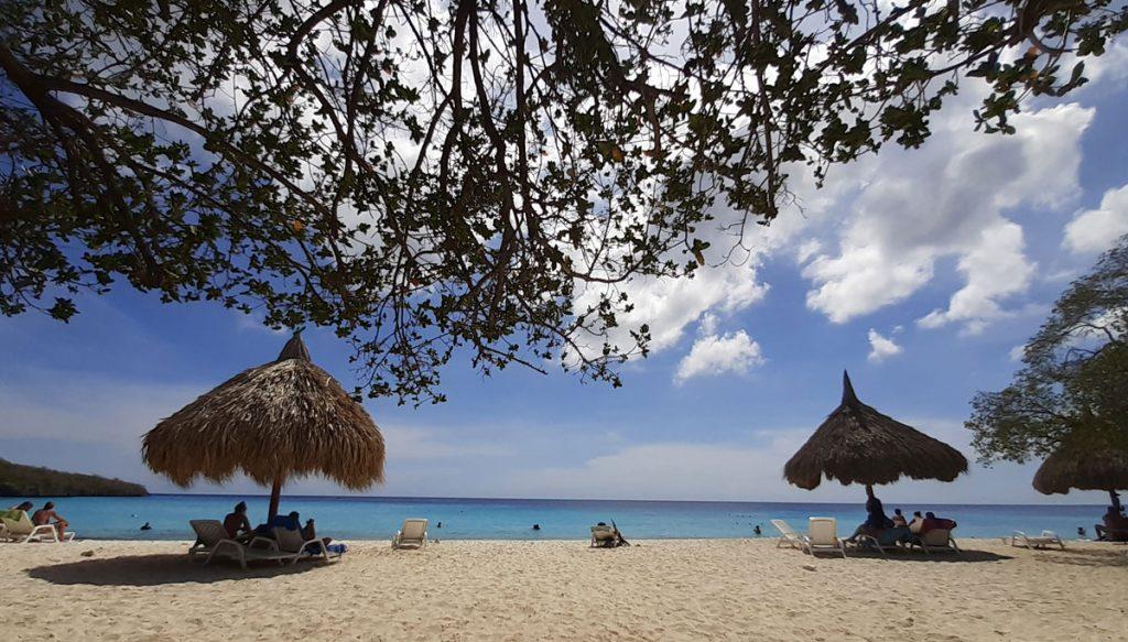 Cas Abou, het mooiste strand van Curacao