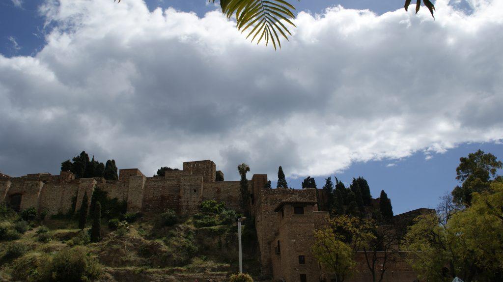 Moorse kasteel Alcazaba