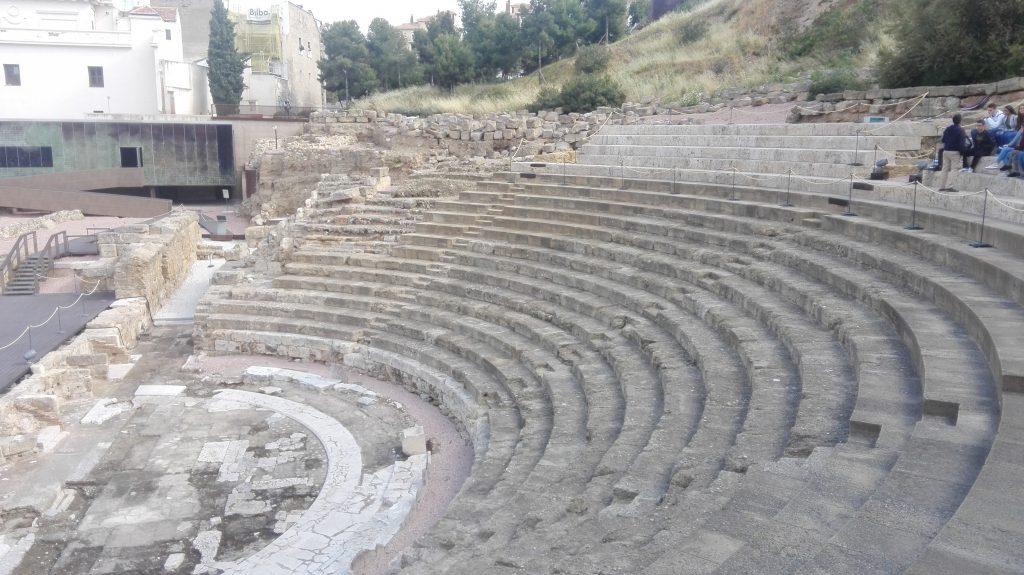 Romeins theater Teatro Romano