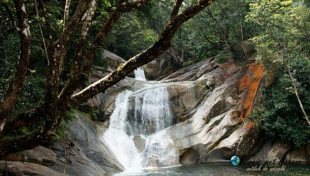 De Josephnine falls, een va de hoogtepunten van je reis in Australië