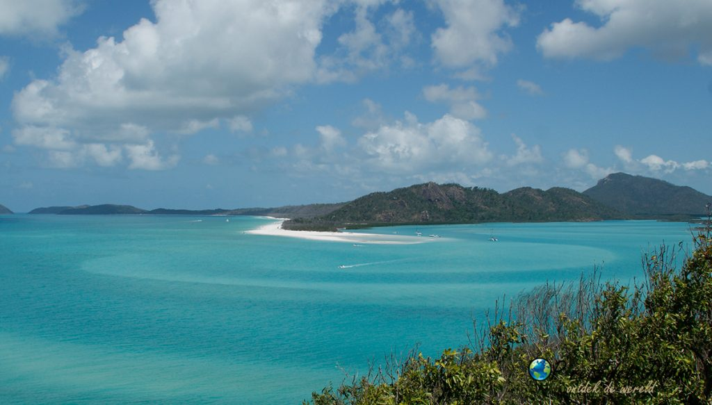 Whitsundays in de oostkust van Australië