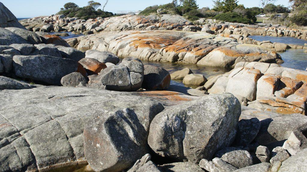 Hoogtepunt van Tasmanië. De ring of fire