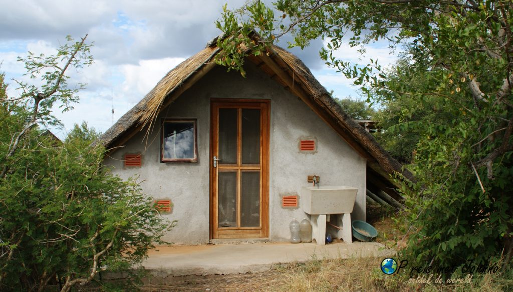 Mijn huisje in Afrika
